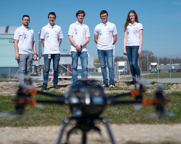 Hexcel announces the successful maiden flight of a lightweight camera drone, developed using carbon fiber prepregs