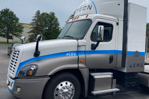 Hyzon Motors unveils all-new hydrogen storage system expected to cut development costs in half
