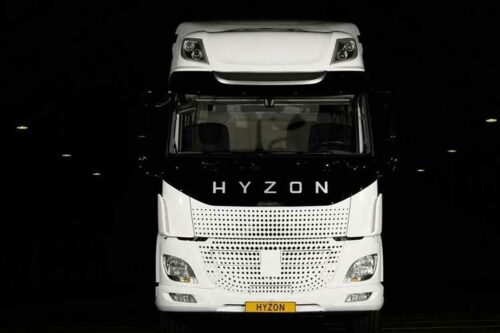 HyTrucks consortium aims to have 300 hydrogen-powered trucks on the road in Belgium by 2025