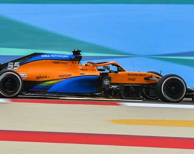 McLaren Racing accelerates F1 car development with optimal use of materials