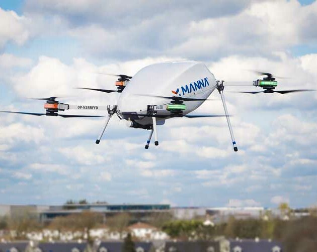 ÉireComposites, Manna & Nuig secure funfing to advance airframe manufacturing