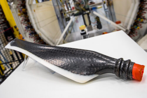 DigiProp: Developing the next generation ofcomposite propeller blades forturboprop aircraft