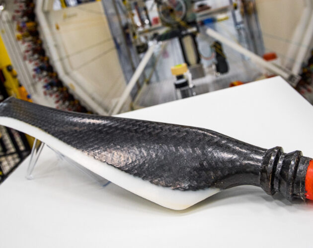 DigiProp: Developing the next generation of composite propeller blades for turboprop aircraft