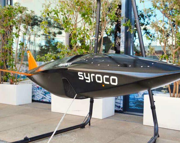 Syroco dévoile le prototype de son speedcraft