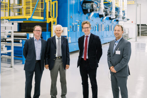 TFP open new line to further increase nonwoven capacity