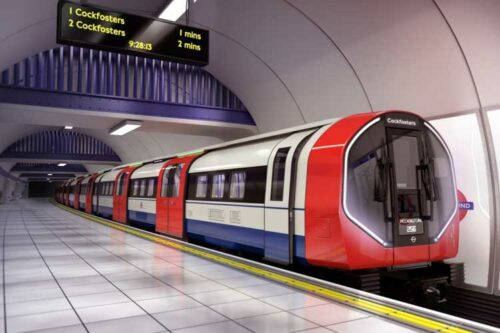 TRB Lightweight Structures part of London underground Piccadilly line project
