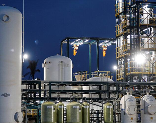 Tecniplas supplies ten composites tanks to Chlorum Solutions