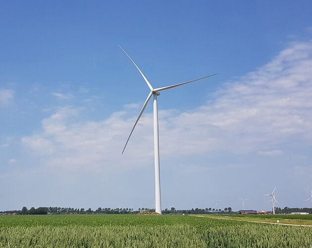 New research under project TIADE to be tested on prototype wind turbine