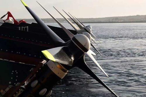 Sustainable Marine's new tidal turbine rotors pass '20-year test' at National University of Ireland, Galway