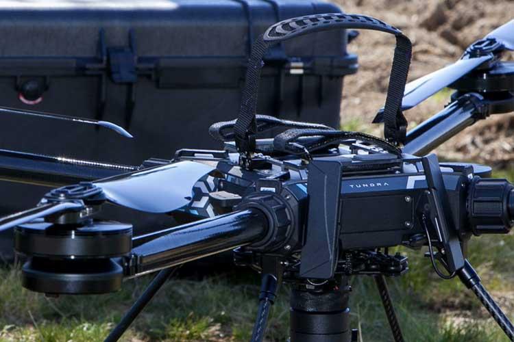 Bras interchangeables : un drone, des configurations