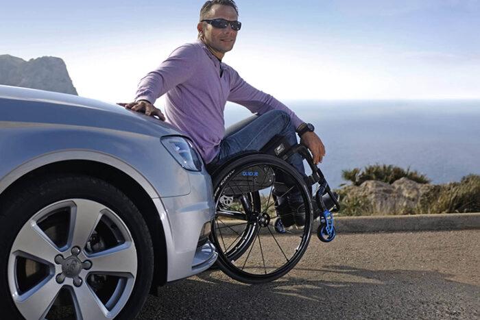 Krypton the lightest carbon wheelchairs