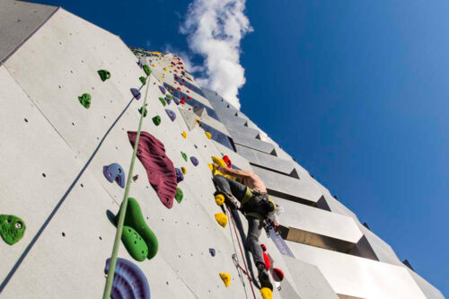 CopenHill: The tallest climbing wall in the world