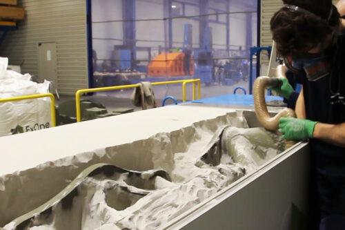 Le projet FARAMIR, une solution hybride pour réaliser des pièces complexes et de grandes dimensions