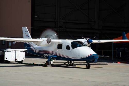 X-57 concludes high-voltage testing