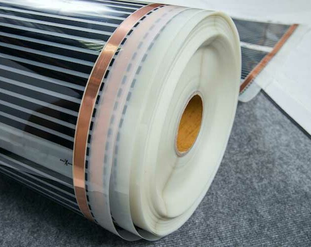 Heating films with graphene nanotubes enter the market