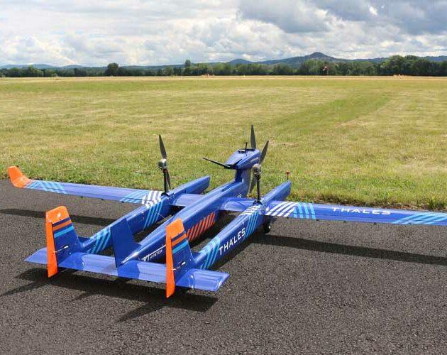 Thales fait prendre son envol à son premier drone capable de voler à plus de 100 kilomètres