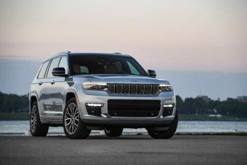 BASF, L&L Products and Stellantis collaborate for lightweight success on the 2021 Jeep Grand Cherokee L