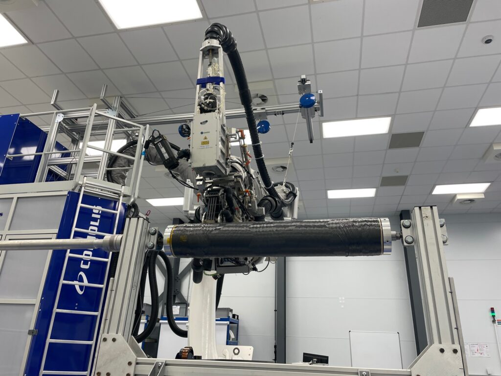The collaboration with the National Composites Centre forms part of Gravitilab's ongoing research and development programme to optimise launch vehicles that are lighter and more cost-effective than anything else that currently exists in the market.