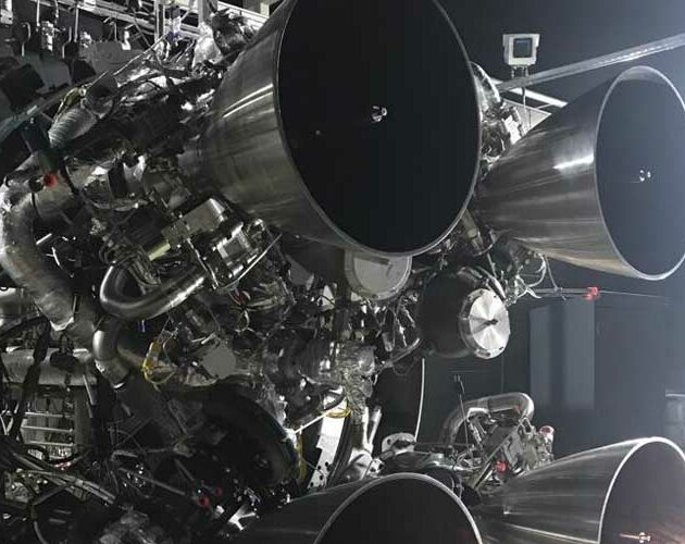 Firefly to become the premier supplier of rocket engines and spaceflight components for the emerging new space industry