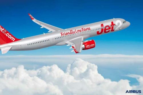 Jet2.com orders 36 A321neos, becoming a new Airbus customer