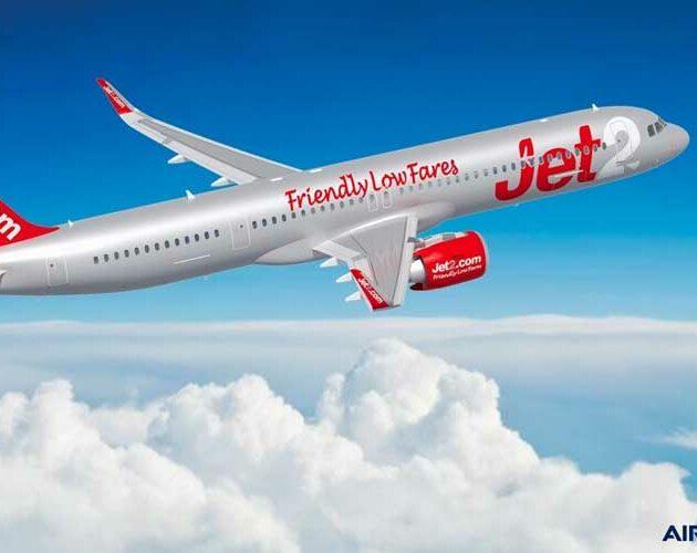 Jet2.com commande 36 A321neos, devenant ainsi nouveau client d'Airbus