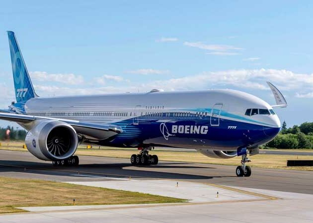 Hexcel awarded long-term contract for additive manufactured parts for the Boeing 777X family