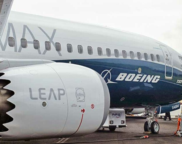Boeing projects demand for more than 8,700 new airplanes in Europe's aviation market through 2040