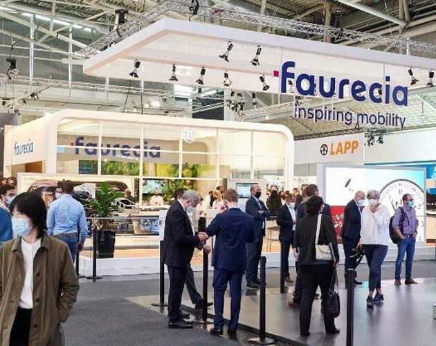 Faurecia showcases its latest innovations for zero emission hydrogen solutions & low emissions technologies