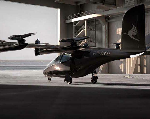 Vertical Aerospace announces partnership with GKN Aerospace