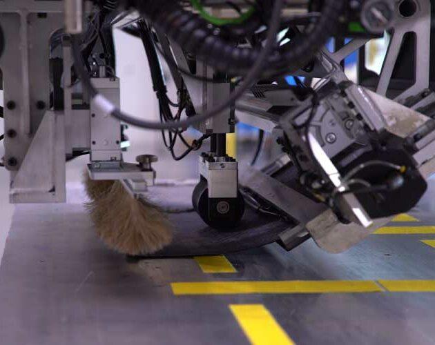 Clôture du projet WING: nouveau procédé grande cadence composites fibres sèches