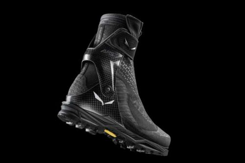 Salewa Ortles Couloir mountain boot