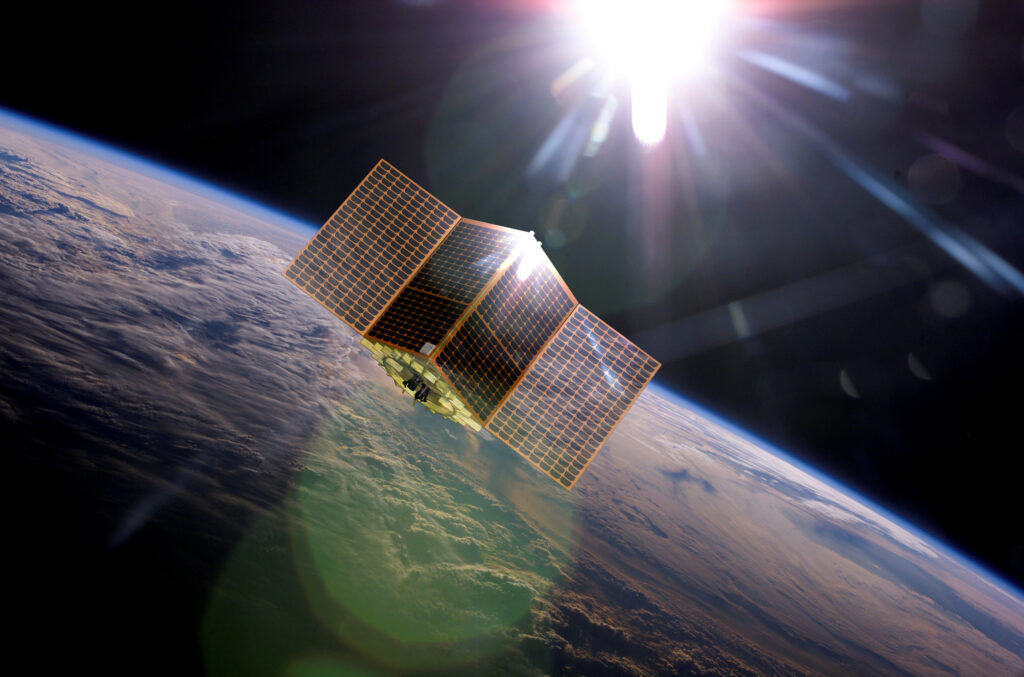 """Bercella is involved in the development of ASI mission """"PLATiNO"""". This mission is part of the Italian Government's plan for the Space Industry"""