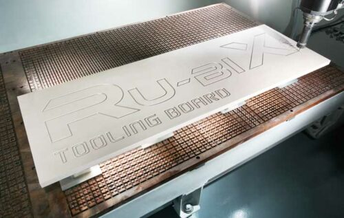 Ru-bix to launch new sustainable and hybrid tooling board ranges