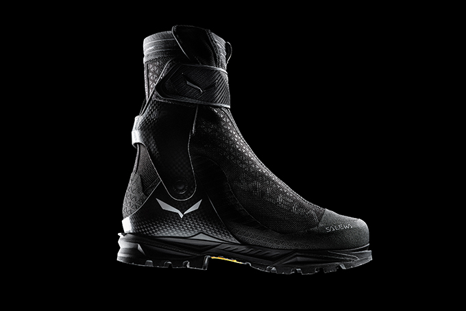 mong the cutting-edge materials used to realize this boot, there are also Xenia® Materials' thermoplastic composites.