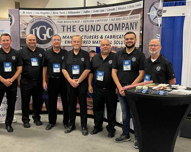 The Gund Company, Inc. acquires Power & Composite Technologies, LLC.