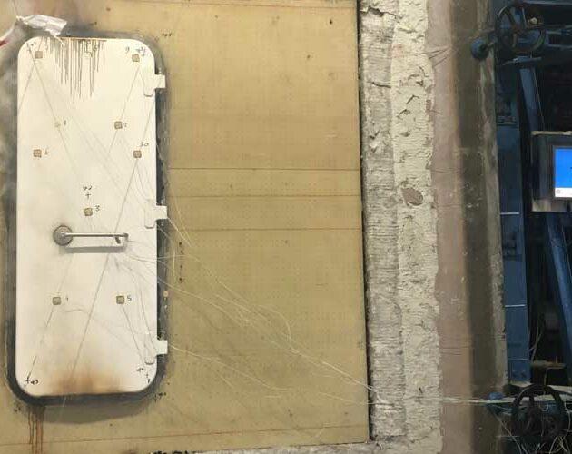 VABO Composites unveils fire doors with 60-minute resistance