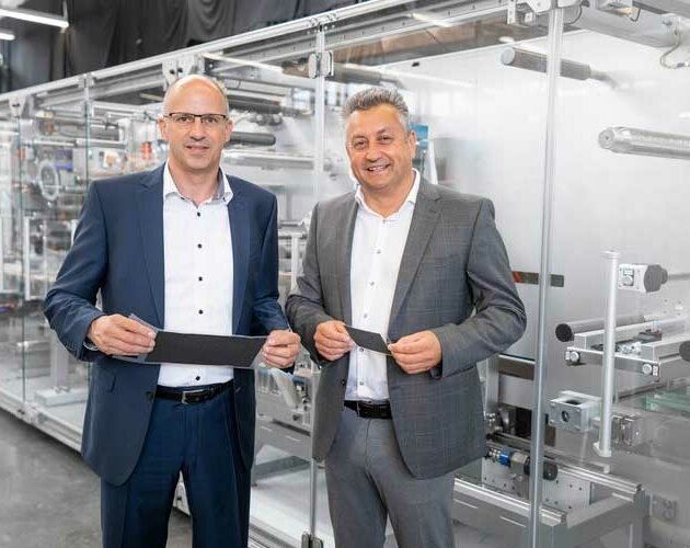 Optima packaging group expands portfolio to include fuel cell production lines