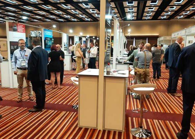 Inaugural International Composites Summit : Good to meet peers again