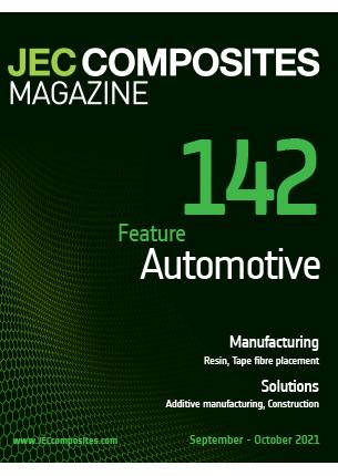 JEC Composites Magazine #142