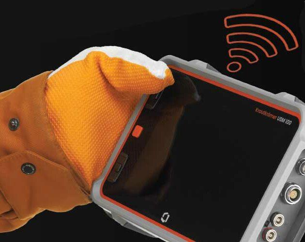 Waygate Technologies launches a revolutionary flaw detector, the Krautkrämer USM 100