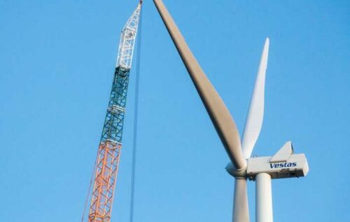 Vestas extends partnership with wpd for 50 MW order, featuring Taiwan's largest onshore rotors