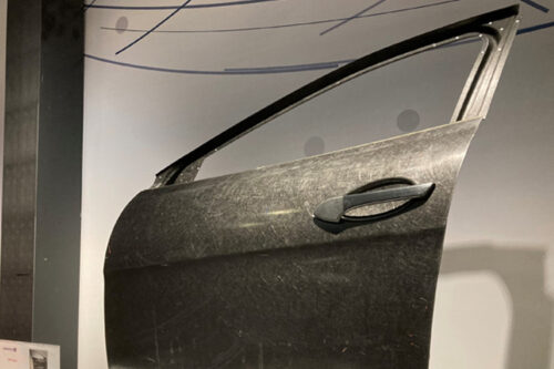 RECOTRANS project uses microwaves and laser welding to obtain recyclable composites for the transport industry