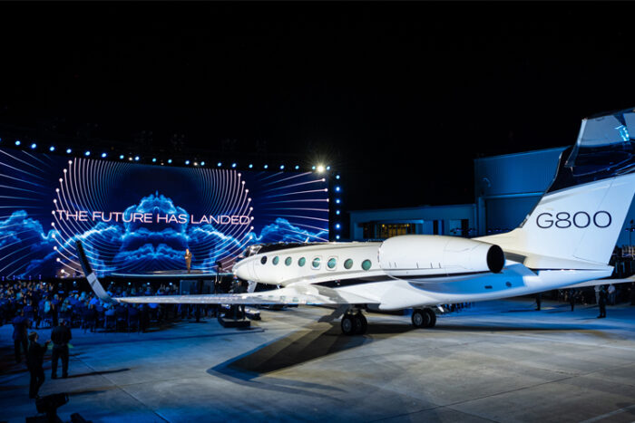 Gulfstream introduces two all-new business jets