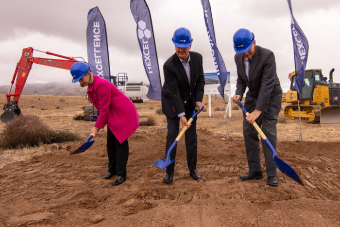 Construction begins on new Hexcel center of research & technology excellence in Utah