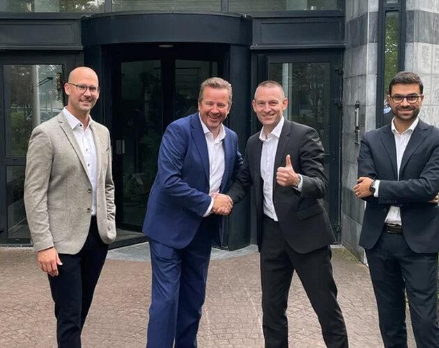 KraussMaffei Group France  under new management