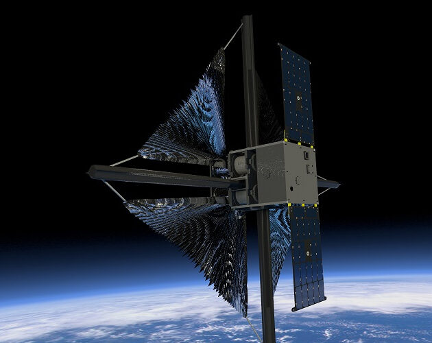 Rocket Lab selected to launch NASA's advanced composite solar sail system