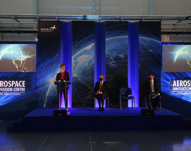 Spirit AeroSystems inaugurates world-class innovation centre