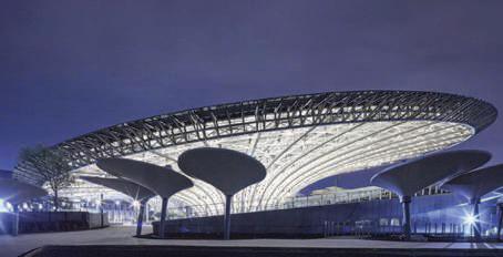 Groupe Serge Ferrari - Pavillon Sustainability