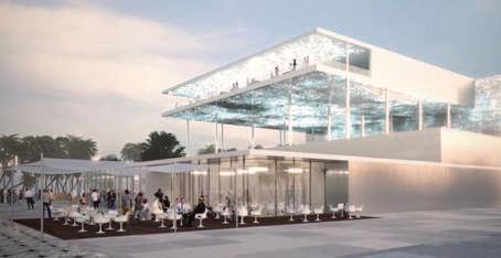 Groupe Serge Ferrari - Pavillon de la France