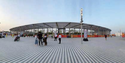 Groupe Serge Ferrari - Arrival Plaza